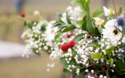 Picturesque Spring Wedding