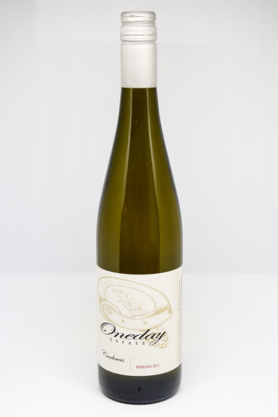 2015 Oneday Estate Riesling